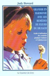 livre fleurs de Bach et enfant